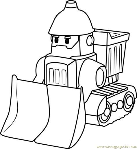 robocar poli coloring pages games bruner coloring page free robocar poli coloring pages