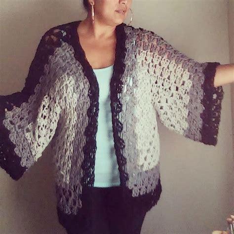tutorial pashmina jadi cardigan 88 best crochet shawl images on pinterest crochet shawl