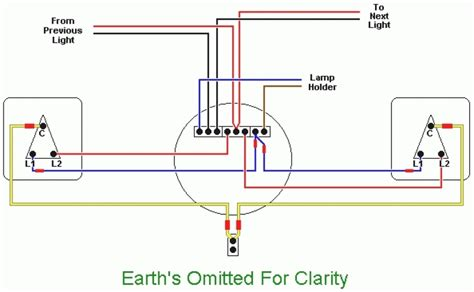 wiring diagrams two way lighting circuits 2 way lighting