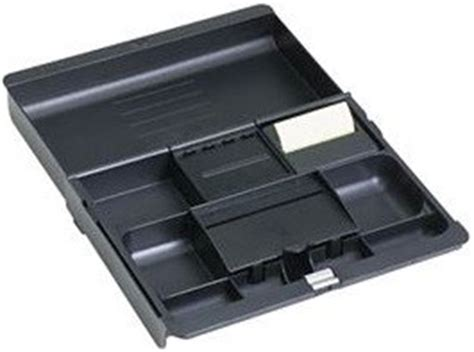 Post It Desk Organizer 3m Post It C71 Desk Drawer Organizer Black