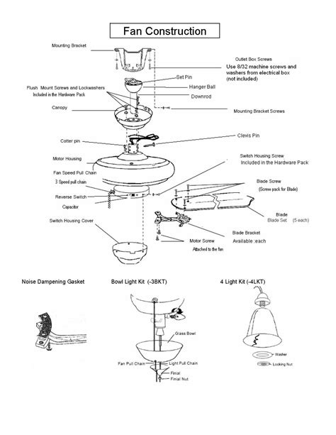 heritage ceiling fan replacement parts hton bay fan parts diagram wiring diagram with