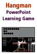 Teacher instructions for hangman powerpoint learning game