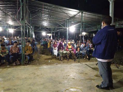 Giok Morowali Sulteng 2 cawabup morowali lantik relawan haji matu bertahaju