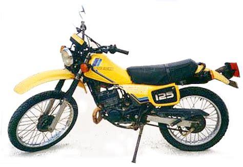 Suzuki Er 125 Suzuki Ts 125 Er 1980 Fotos Y Especificaciones T 233 Cnicas