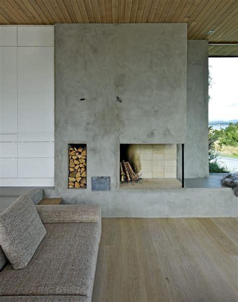 Cheminee En Beton by Chemin 233 E En B 233 Ton Concrete Fireplace Chemin 233 E En B 233 Ton