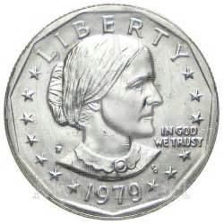 1979 1 dollar united states susan b anthony