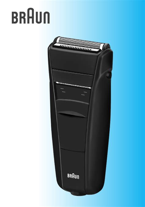 Braun Electric Shaver 3710 User Guide Manualsonline