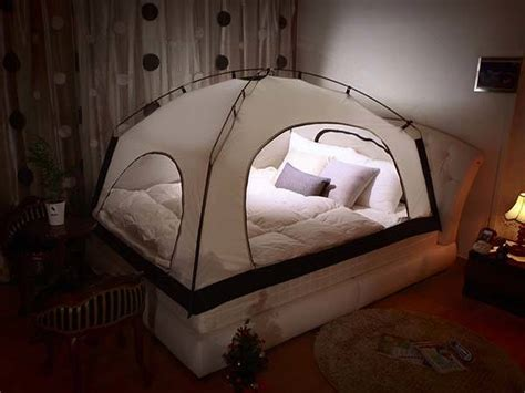 warm bed room in room bed tent makes your bed warm in winter gadgetsin