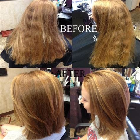 shoulder length haircuts before and after 17 best images about hair before and after on pinterest