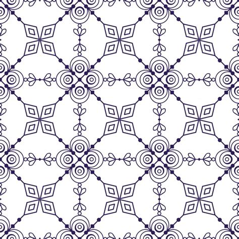 ethnic pattern vector free download white background with ethnic geometric pattern vector