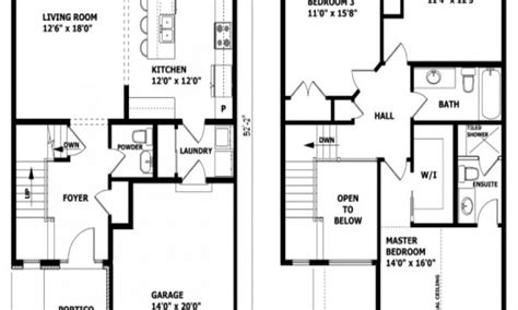 two story house floor plans two floor house plans two modern 2 story house floor plan 2 story modern house