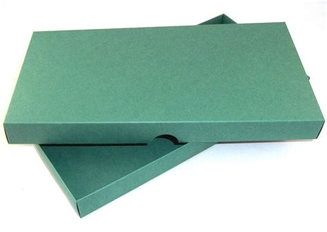 Boxes For Handmade Cards - dl green greeting card boxes for handmade cards