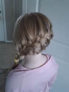 hair i s chin sideways sideways braid hair cuts colors and dos pinterest