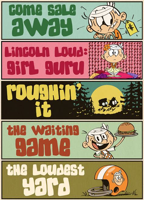 The Loud House Title Card Template by New Title Cards The Loud House Your Meme