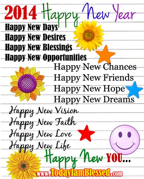 Happy New Year Christian Images 2014
