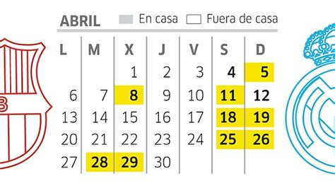 Calendario De Juegos Real Madrid Real Madrid El Calendario Juega A Favor Madrid