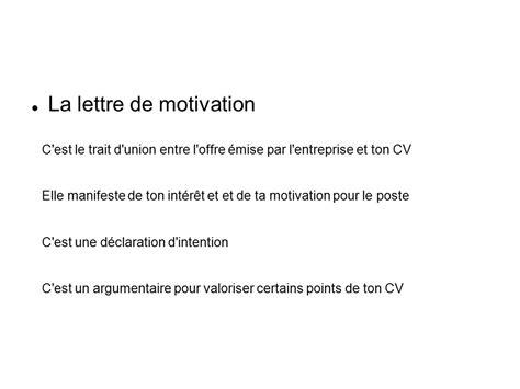 Lettre De Motivation Tout Emploi lettre de motivation tout type d emploi candidature