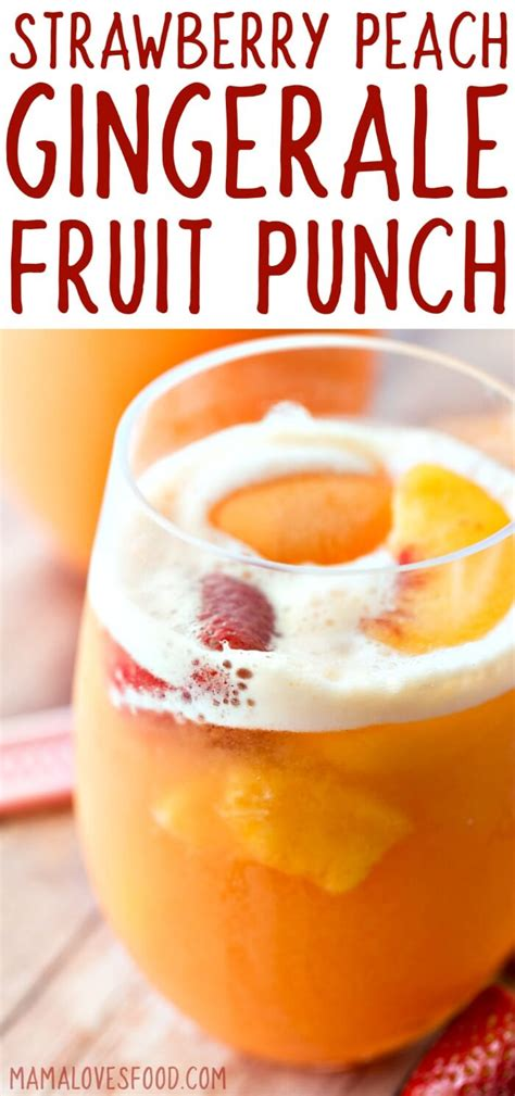 best punch sherbet punch best punch recipe food