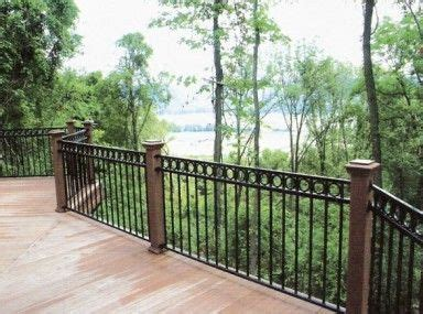 compelling wrought iron fence price home depot  iron