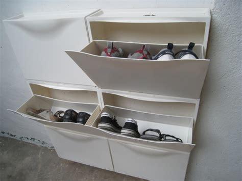 range chaussures mural ikea