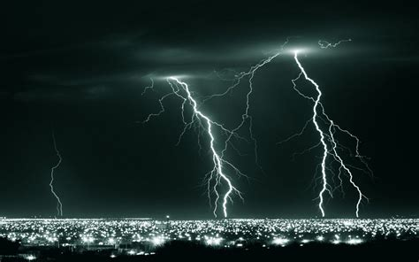 World Lighting by Lightning Hd Wallpaper And Background 2560x1600