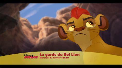 le roi lion film youtube la garde du lion disney channel junior le fils de