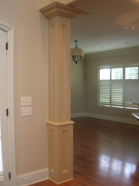 interior columns as interior columns custom trim 17 images about columns and trim work on pinterest