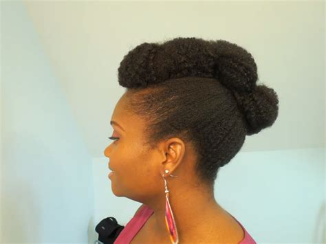 diy hairstyles for short natural african hair diy natural hair styles