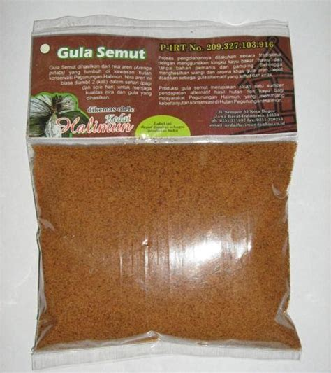 Gula Semut Aren 1000gram gula semut aren palm sugar crystalic palm suicker gula