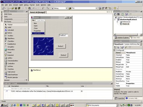 imagenes de visual basic net preparing your visual basic 6 0 applications for the