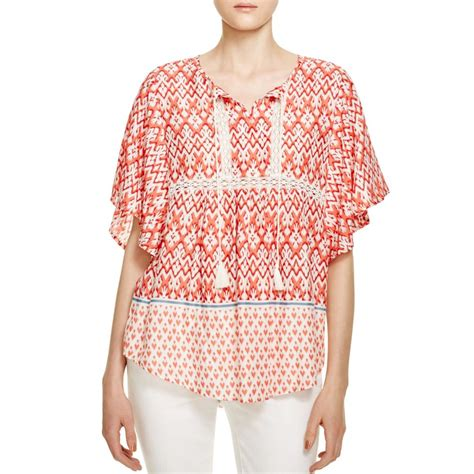 lunch lounge 7353 womens beyonce lace inset peasant top blouse bhfo ebay