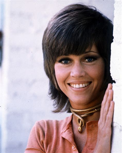 fonda 1970 s hairstyle klute jane fonda 8x10 photo ebay