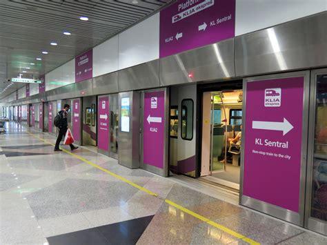 B Erl Klia Erl Station Malaysia Airport Klia2 Info