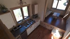 tiny home tour living small a family of three makes a tiny house their
