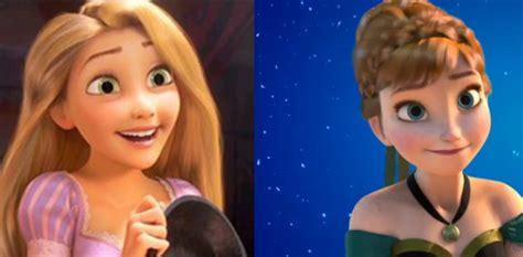 film elsa vs rapunzel frozen vs tangled what are the similarities