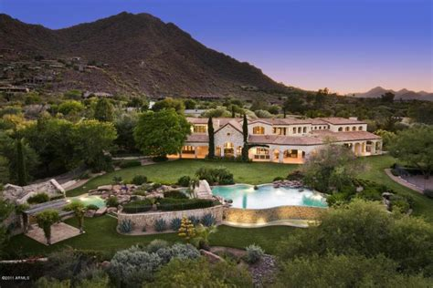 most expensive home sold paradise valley