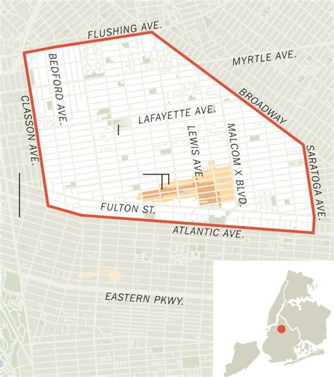 bed stuy map image gallery stuyvesant map