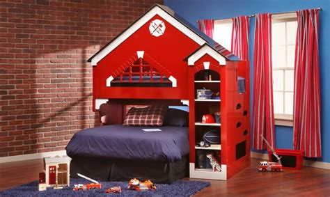 Fire Station Bunk Bed Hey Mtv Welcome To My Crib Fireman Bunk Bed