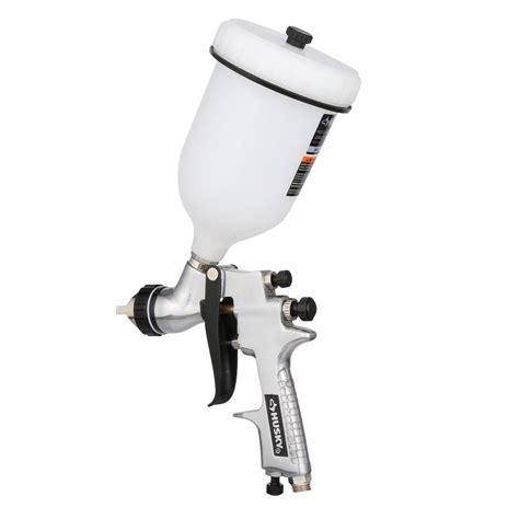 home depot husky paint sprayer husky hvlp standard gravity feed spray gun kit paint