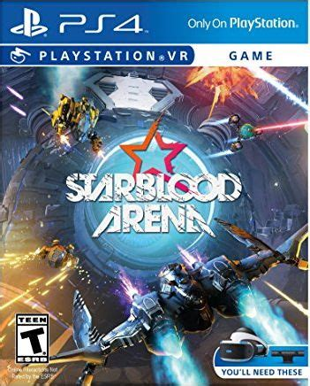Best Seller Starblood Arena Vr release dates info on new releases