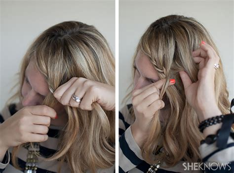 tutorial kepang rambut masa kini infomenarik com tutorial gaya manis dengan rambut