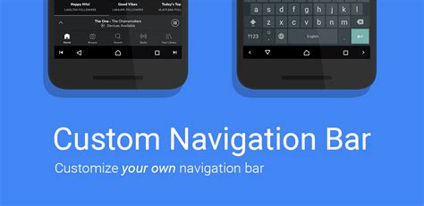 android navigation bar come personalizzare la navbar in nougat senza permessi di root androidworld