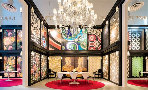 wallpaper design store high style bisazza unveils monumental new chelsea