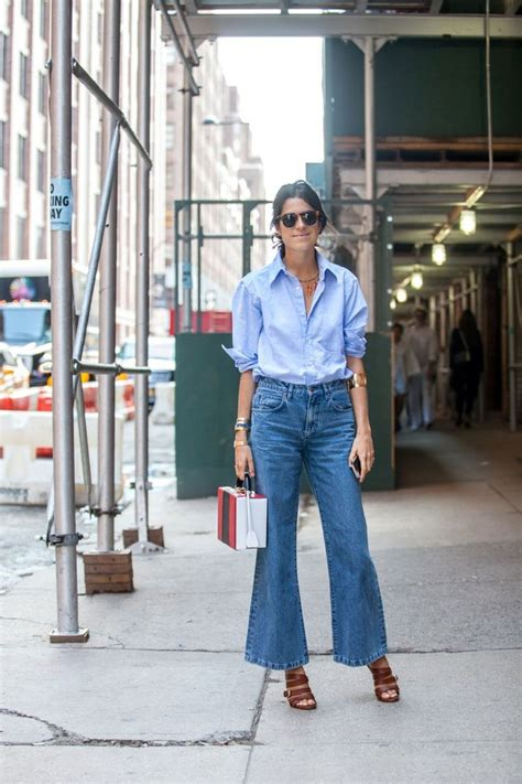 are flare jeans still in style 2016 spring denim trends cropped flares are the must have