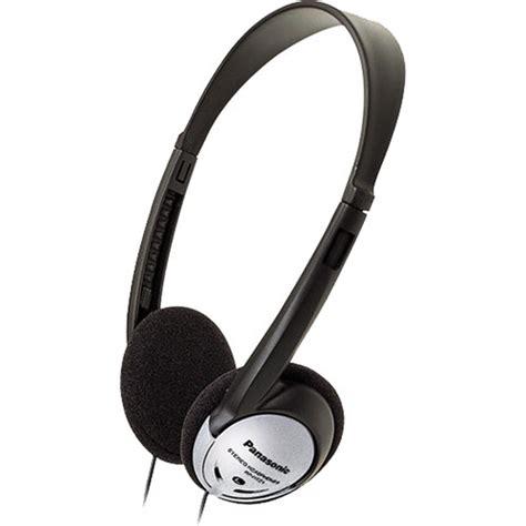 Headset Panasonic Rp Ht010 panasonic rp ht21 lightweight headphones with xbs rp ht21 b h