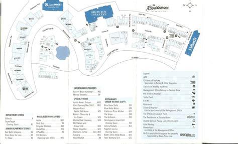 mall of louisiana inside map coconut point mall estero directory map