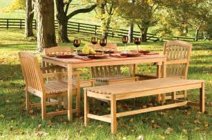 Outdoor Wooden Patio Furniture 23 Teak Patio Furniture
