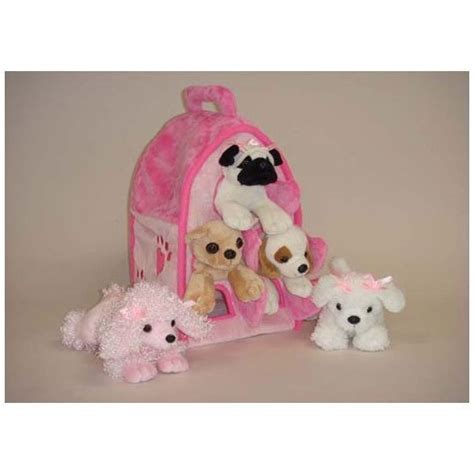 plush dog house amazon com plush cat house with cats five 5 stuffed animal cats in play kitten