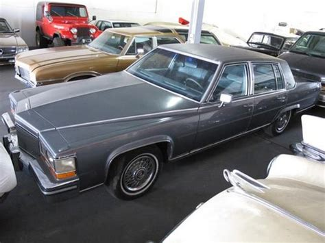 Cadillac Fleetwood Brougham Parts by Cadillac Brougham For Sale Hemmings Motor News