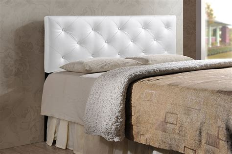headboard contemporary grace contemporary button upholstered headboard